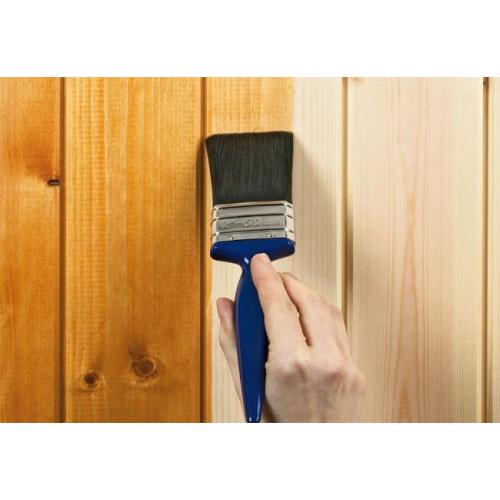 Mẹo bảo vệ cửa gỗ tự nhiên bằng lớp sơn dầu Véc- Ni